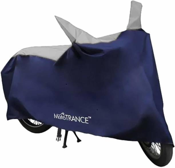Marwah Two Wheeler Cover for Universal For Bike
