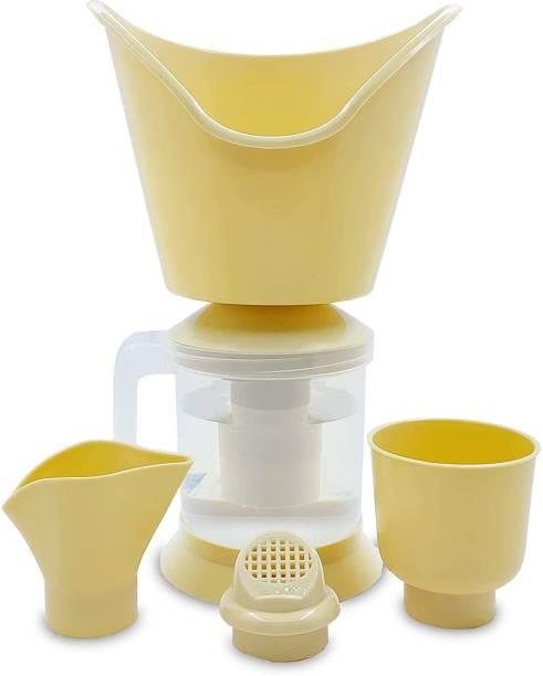 Happy Family Dr. Health Plus 4 in 1 Steamer Facial Inhaler & Facial Sauna 3 In 1 Vaporizer