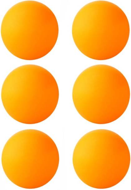 VICTORY Power 3 -Star Table Tennis Balls (Pack of 6 ) Table Tennis Ball
