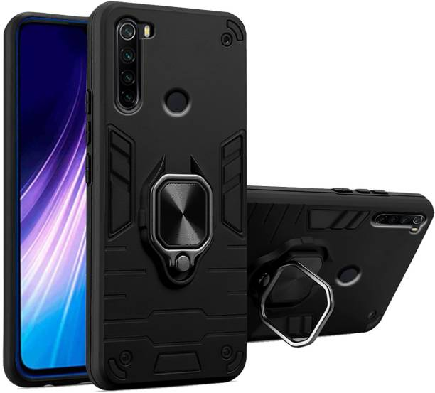 Meephone Back Cover for Mi Redmi Note 8