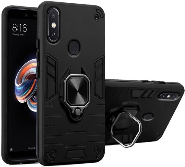 Meephone Back Cover for Mi Redmi Note 5 Pro