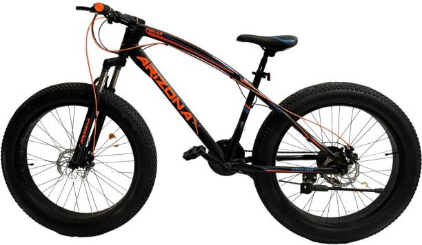 Arizona Bicycles JAGUARR 26 T Fat Tyre Cycle