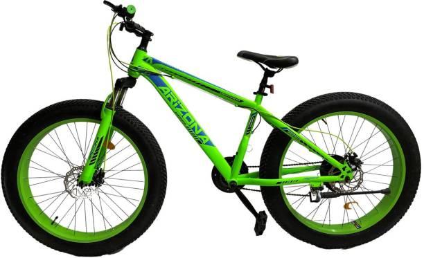 Arizona Bicycles DIAMOND 26 T Fat Tyre Cycle