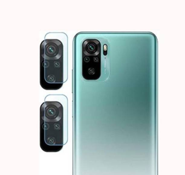 DAFFIN Back Camera Lens Glass Protector for Redmi note 10