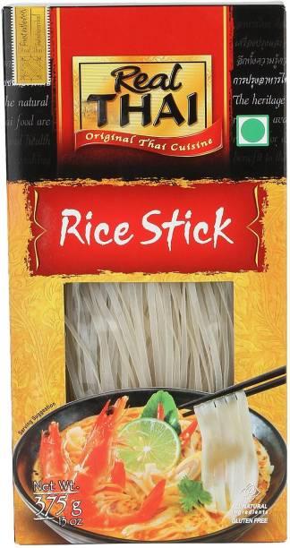 Real Thai Rice Stick (3mm) Rice Noodles Vegetarian