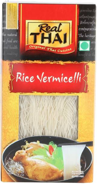 Real Thai Rice Vermicelli Rice Noodles Vegetarian