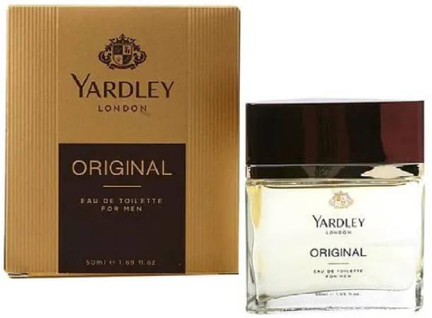 YARDLEY ORIGINAL 50ML FOR MEN PERFUME PACK OF 1 Eau de Toilette  -  50 ml