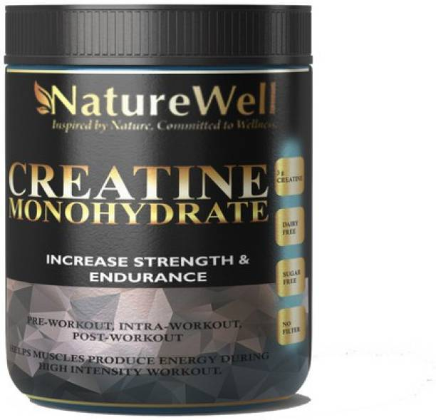 Naturewell Creatine Monohydrate Creatine C37 Ultra Creatine