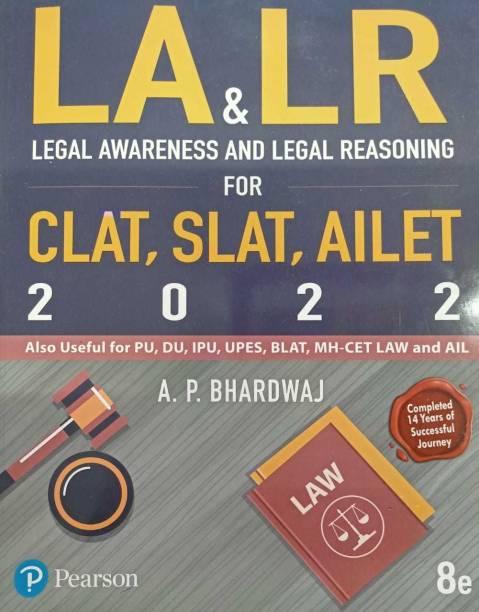 La & Lr Legal Awareness And Legal Reasoning For Clat,slat,ailet 2022