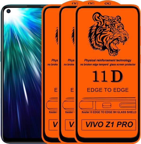 Rofix star Edge To Edge Tempered Glass for Vivo Z1 Pro
