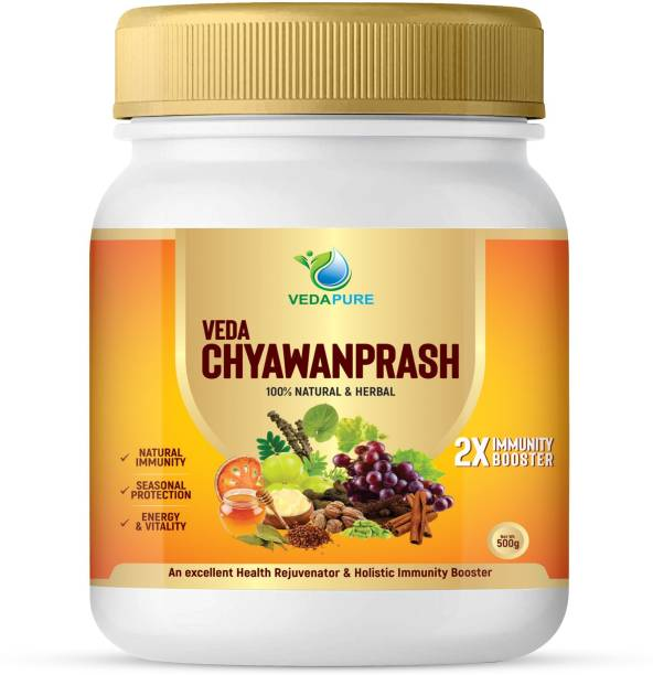 Vedapure CHAVYANPRASH for Health and Immunity for Men , Women | Improves Digestion