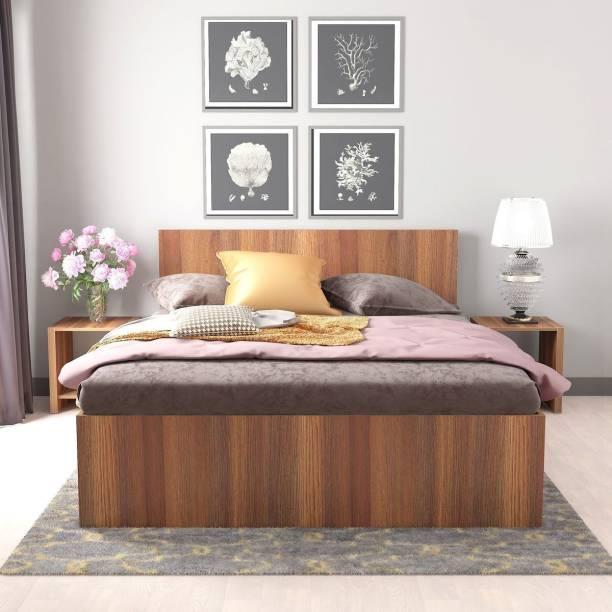 Studio Kook Engineered Wood Queen Drawer Bed