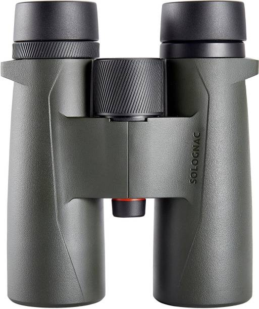 SOLOGNAC Wildlife Binoculars 500 8x42 Black Binoculars