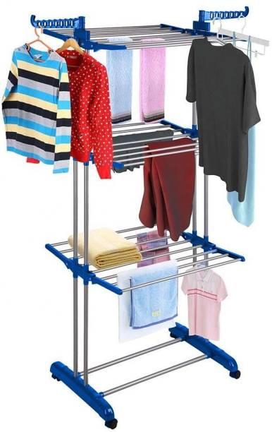 MFY Steel Floor Cloth Dryer Stand MFYDRY#204