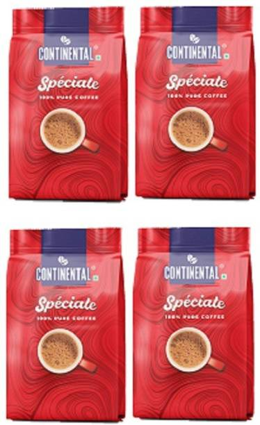 CONTINENTAL Coffee Speciale Pure Instant Coffee 4X200gm Pouch (Pack of 4) Instant Coffee