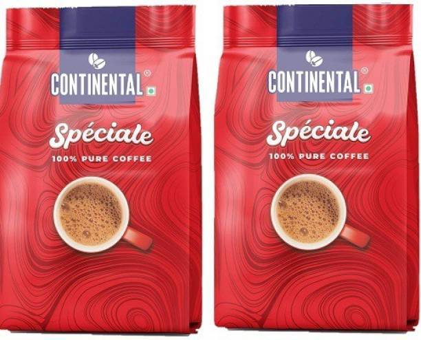 CONTINENTAL Coffee Speciale Pure Instant Coffee 2X200gm Pouch (Pack of 2) Instant Coffee