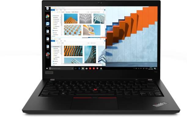 Lenovo ThinkPad Core i5 10th Gen - (8 GB/512 GB HDD/512 GB SSD/Windows 10 Pro) T14 Thin and Light Laptop