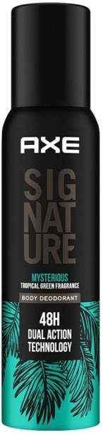 AXE Signature Mysterious long Lasting No Gas Body Deodorant For Men Body Spray  -  For Men