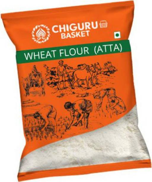 Chiguru basket Atta Whole Wheat Flour