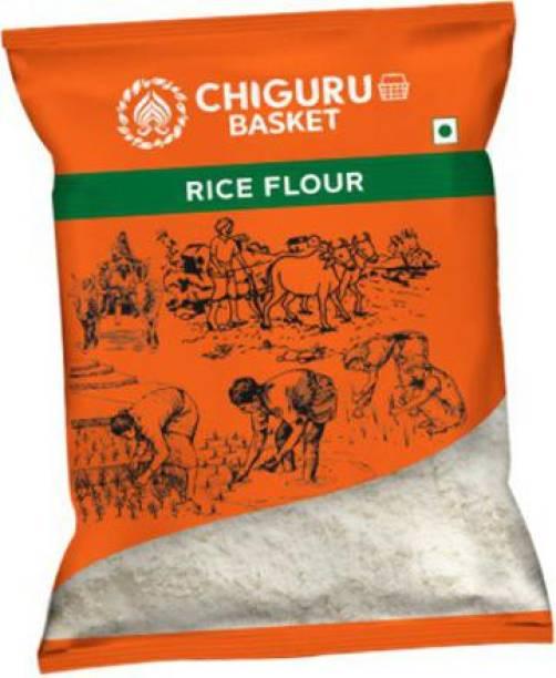 Chiguru basket Rice Flour