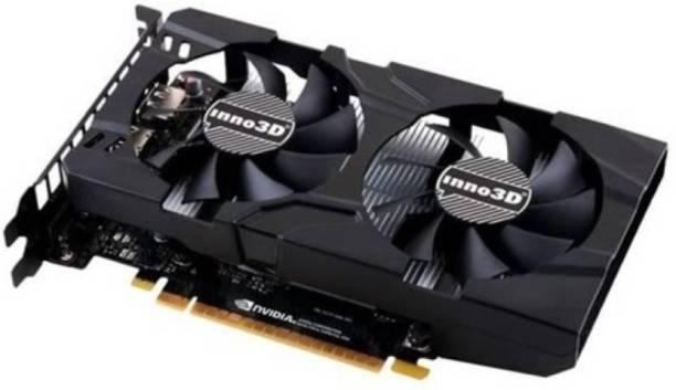Inno3D NVIDIA GEFORCE GTX 1050TI 4 GB GDDR5 Graphics Card