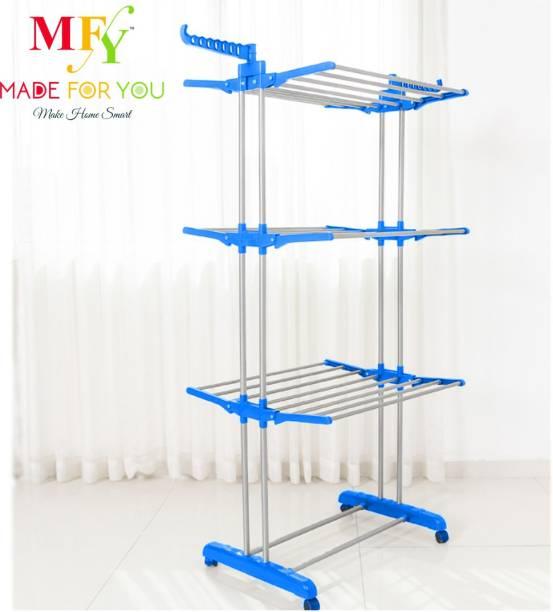 MFY Steel Floor Cloth Dryer Stand DRYER002