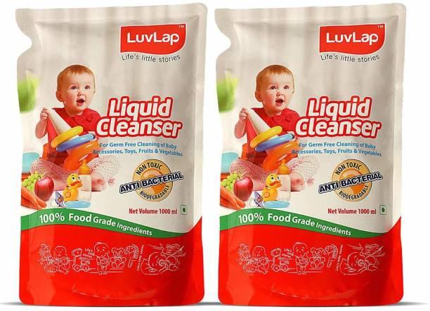 LuvLap Baby Bottle Cleanser Liquid Detergent