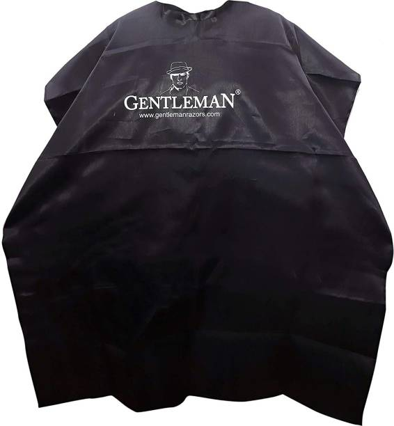 Gentleman Barber Hair Cutting Sheet Apron Hairdressing Salon Accessories Makeup Apron