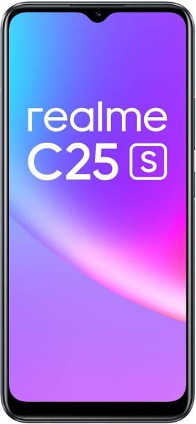 realme C25s (Watery Grey, 128 GB)