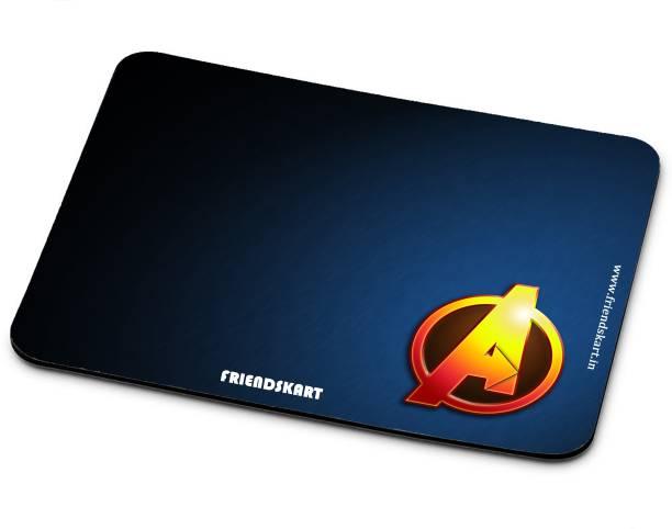 Friendskart Avenger Mouse Pad, Laptop, Destop, Gaming Mouse Pad Non-Slip Rubber Base Mouse pad for Laptop & Desktop120 Mousepad