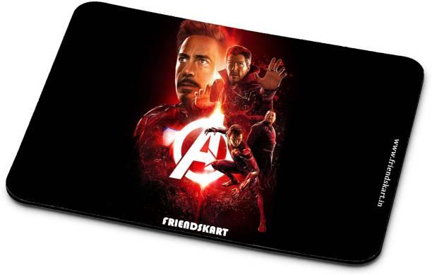 Friendskart Avenger Mouse Pad, Laptop, Destop, Gaming Mouse Pad Non-Slip Rubber Base Mouse pad for Laptop & Desktop05 Mousepad