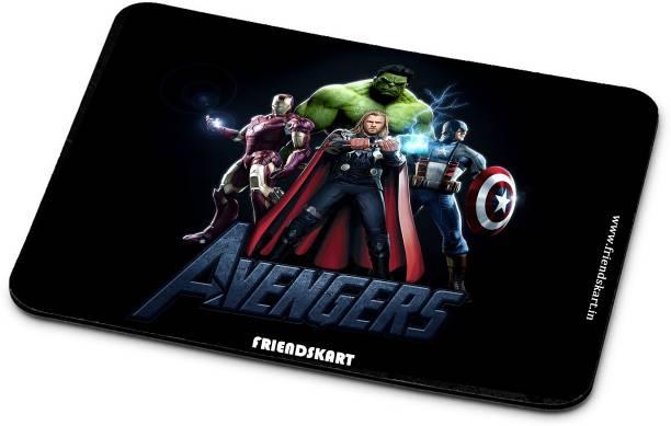 Friendskart Avenger Mouse Pad, Laptop, Destop, Gaming Mouse Pad Non-Slip Rubber Base Mouse pad for Laptop & Desktop01 Mousepad