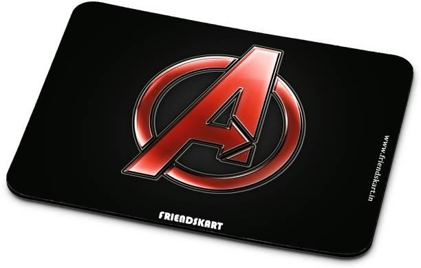 Friendskart Avenger Mouse Pad, Laptop, Destop, Gaming Mouse Pad Non-Slip Rubber Base Mouse pad for Laptop & Desktop116 Mousepad