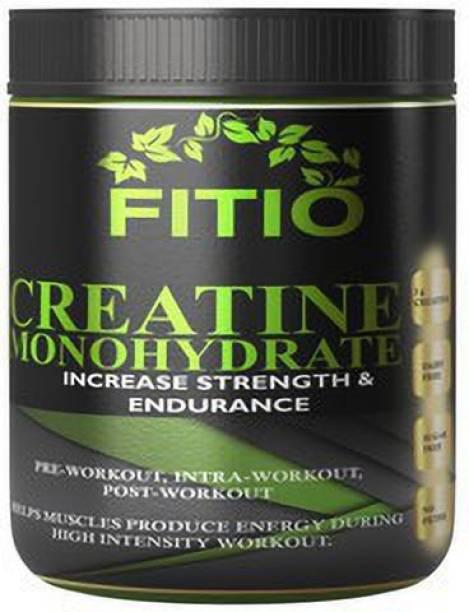 FITIO Creatine Monohydrate Creatine C37 Premium Creatine