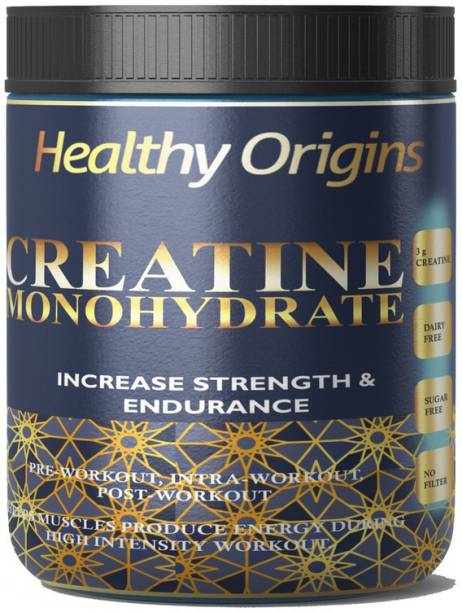 Healthy Origins Creatine Monohydrate Creatine C37 Premium Creatine