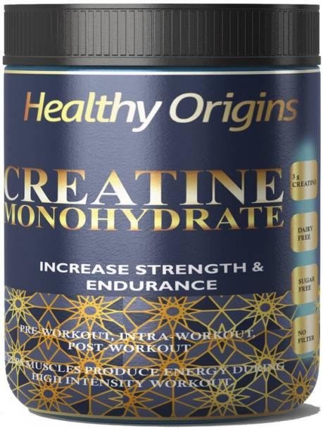 Healthy Origins Creatine Monohydrate Creatine C37 Pro Creatine