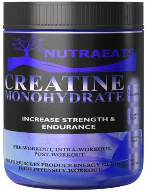 NutraEats Creatine Monohydrate Creatine C37 Premium Creatine