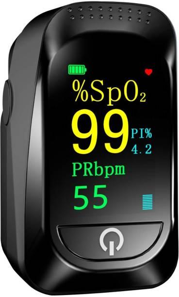 STAMIN Pulse Oximeter Fingertip, Blood Oxygen Saturation Monitor Fingertip, Blood Oxygen Meter Finger Oximeter Finger with Pulse with digital moniter Pulse Oximeter