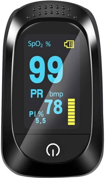 cure tricks FingerTip Oxy meter Finger Oxygen Saturation Heart Rate Monitor Pulse Oximeter Pulse Oximeter