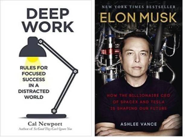 Elon Musk + Deep Work