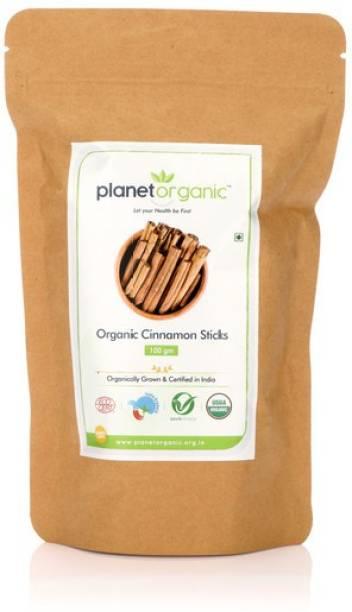 Planet Organic India Organic Cinnamon