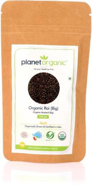 Planet Organic India Rai/Mustard (Big)