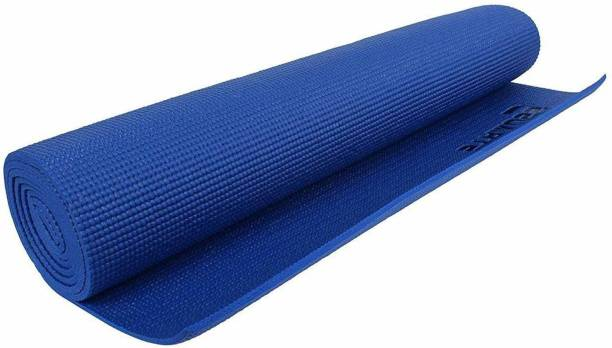 Strauss Anti-skid Blue 6 mm Yoga Mat