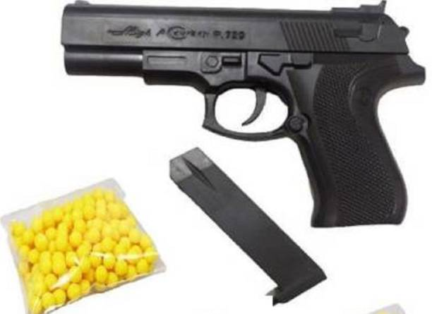 ADVcollection (All Day Valuable) Mouser and PubG Gun P 729 for kids Mouser Guns with large Number of Bullets Contain Guns & Darts