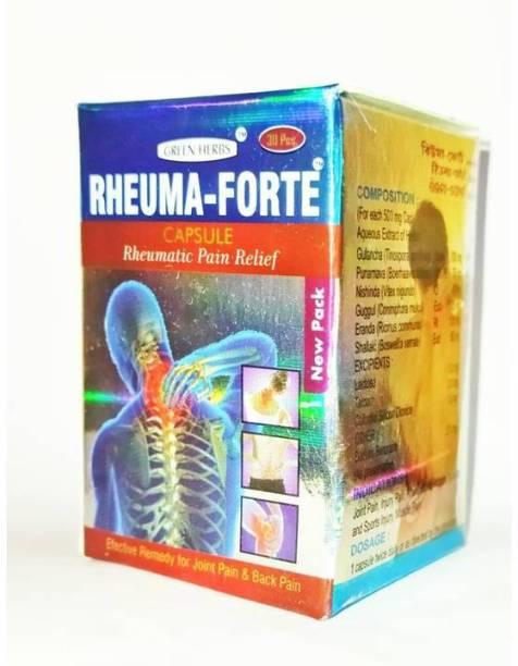 Dipan Herbal's Rheuma-Q