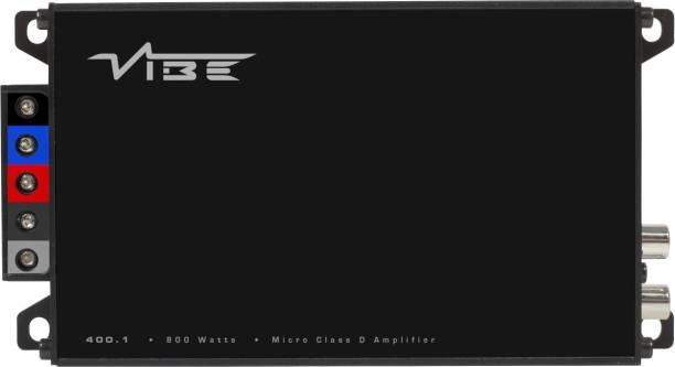 Vibe POWER BOX 400.1M-V7 Mono Class D Car Amplifier