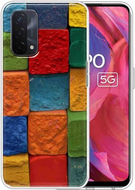 Vascase Back Cover for Oppo A74 5G