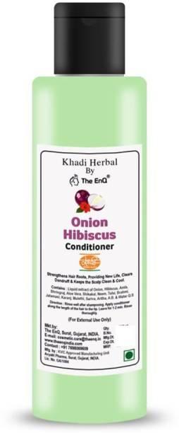 Khadi Herbal Onion Hibiscus Conditioner 200ml