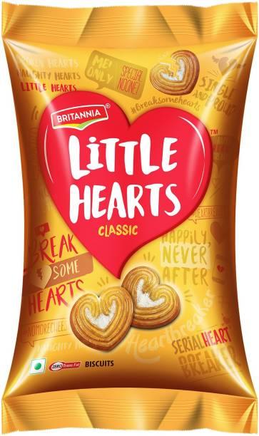 BRITANNIA Little Hearts Classic Sweet & Salty