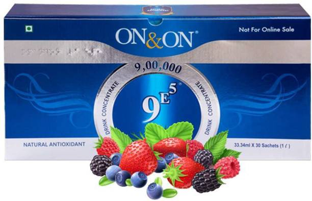 ON & ON 9E5 PREMIUM HEALTH DRINK
